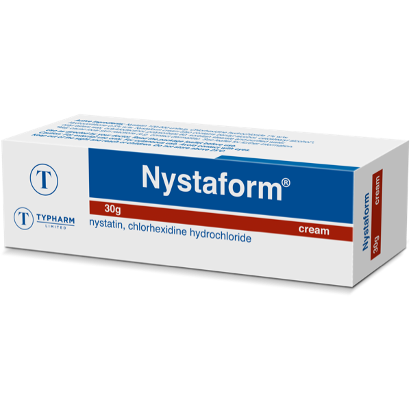Product thumbnail for Nystaform Cream